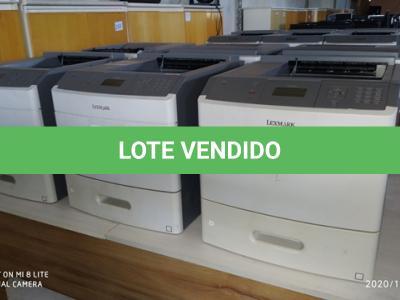 LOTE 072 - 01 LOTE DE IMPRESSORAS DIVERSAS. (NO ESTADO)