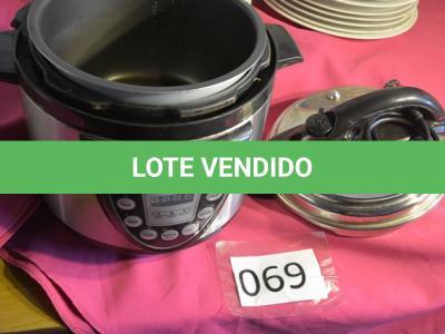 LOTE 069 - 01 PANELA ELÉTRICA MARCA MONDIAL.(NO ESTADO)